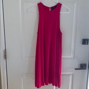 Polo Ralph Lauren Tank Dress Pink